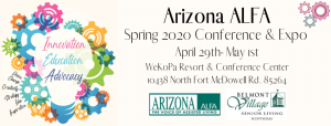 Arizona ALFA Spring 2020 Conference & Expo @ Wekopa Resort & Conference Center